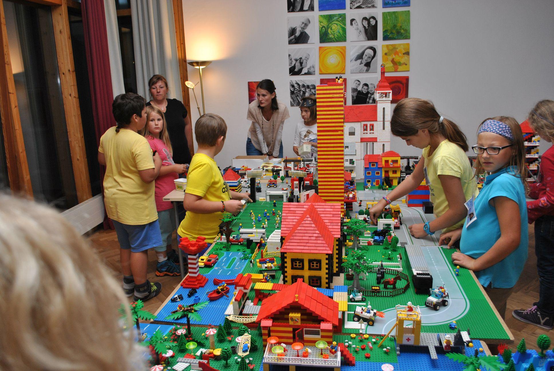 Das waren die Legobautage 2014