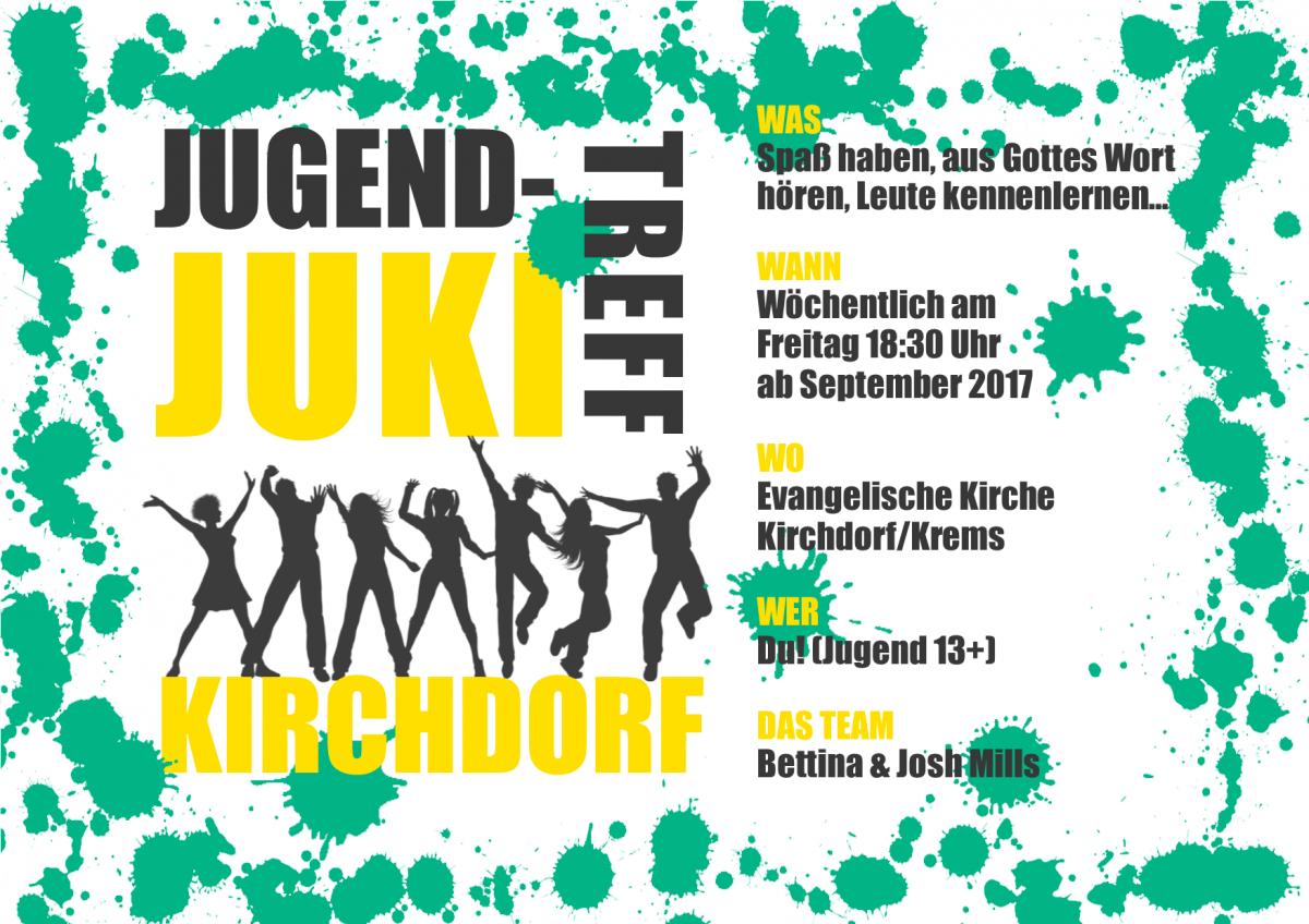 JUKI – Jugendtreff Kirchdorf