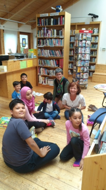 Ferienaktion für Kinder aus Syrien und Afghanistan