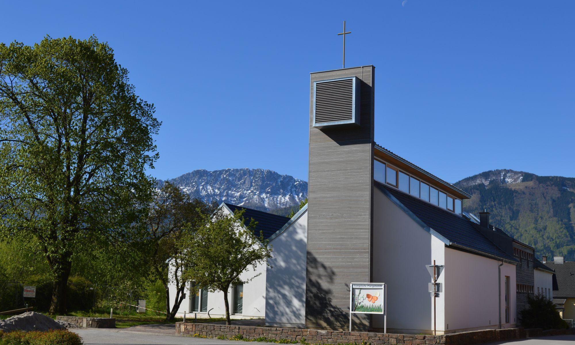 Evangelische Kirche Kirchdorf